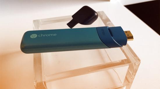 L'attesissima Google Chromebit, che arriverà a breve in Italia. (fonte: mashable.com)