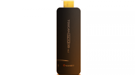 1.La più economica è iconBIT Toucan Stick HD, con sistema operativo Android 4.0. (fonte: ok-computer.net)