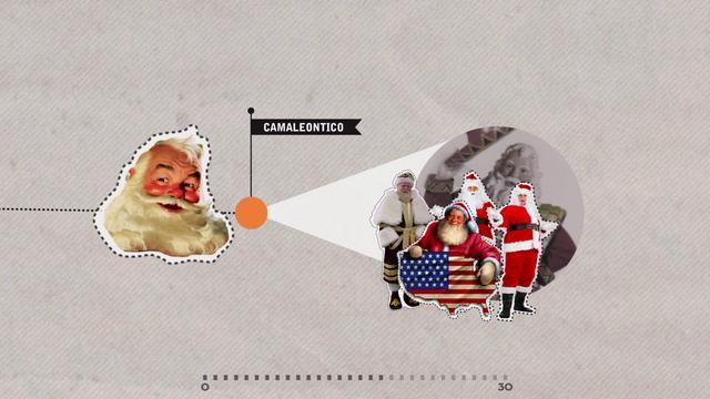 Chi l'ha detto che Babbo Natale non esiste?