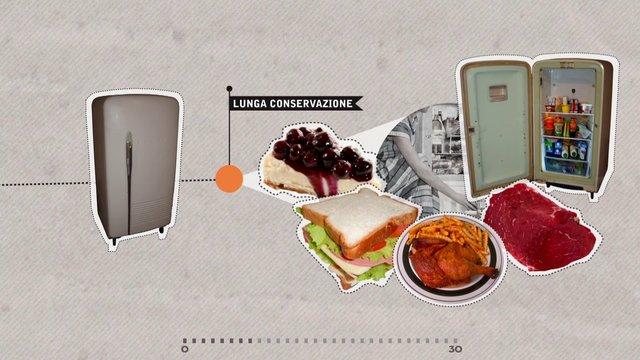 Come conservare il cibo con il design