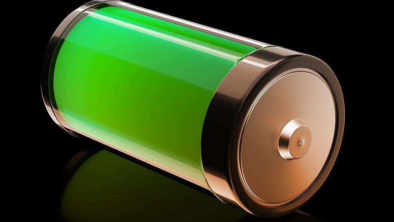 Batteria che non si scarica