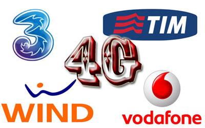4G, il cielo è sempre più tecnologico