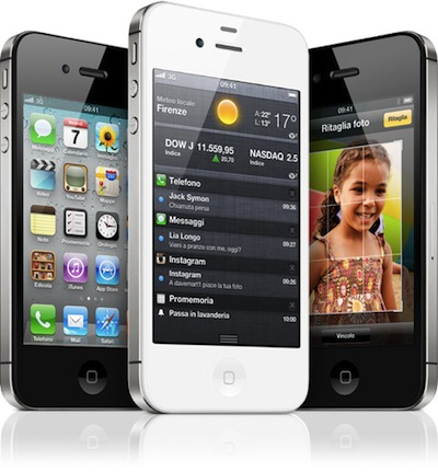 iPhone 4S, l'ultimo gioiellino dell'era Jobs