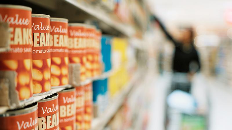 L'acquisto pianificato di prodotti non deperibili permette di avere una scorta sempre a disposizione e di procedere all'acquisto solo nel momento in cui i prezzi sono più vantaggiosi.