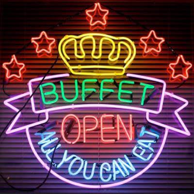 Mangi finché puoi, a prezzo fisso: ecco dove
