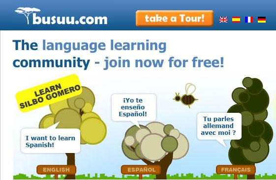 Ti diverti e impari: le lingue vanno in rete