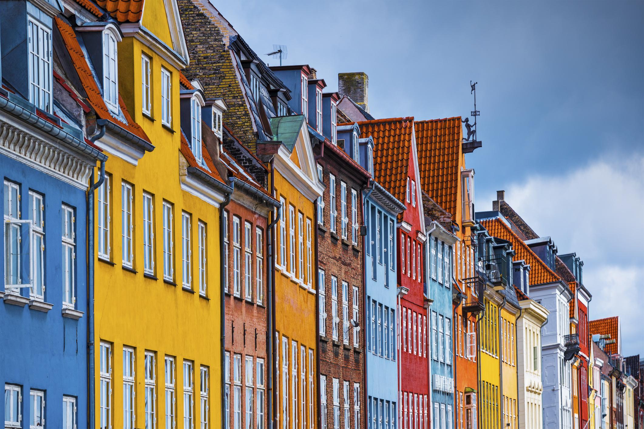 Copenhagen: Modalità di costruzione green e grande utilizzo delle biciclette avvicinano la città danese all'ambiente