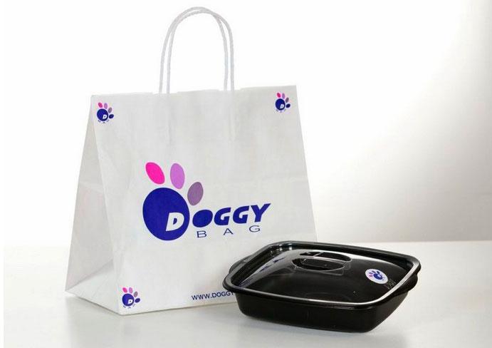 Non lo mangio, lo porto via con la doggy bag