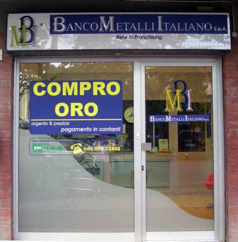 """Il boom dei """"Compro oro"""""""