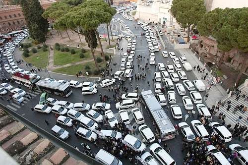 Per sconfiggere il traffico basta un'app