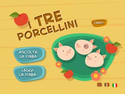 Un'app per raccontare le favole ai bambini