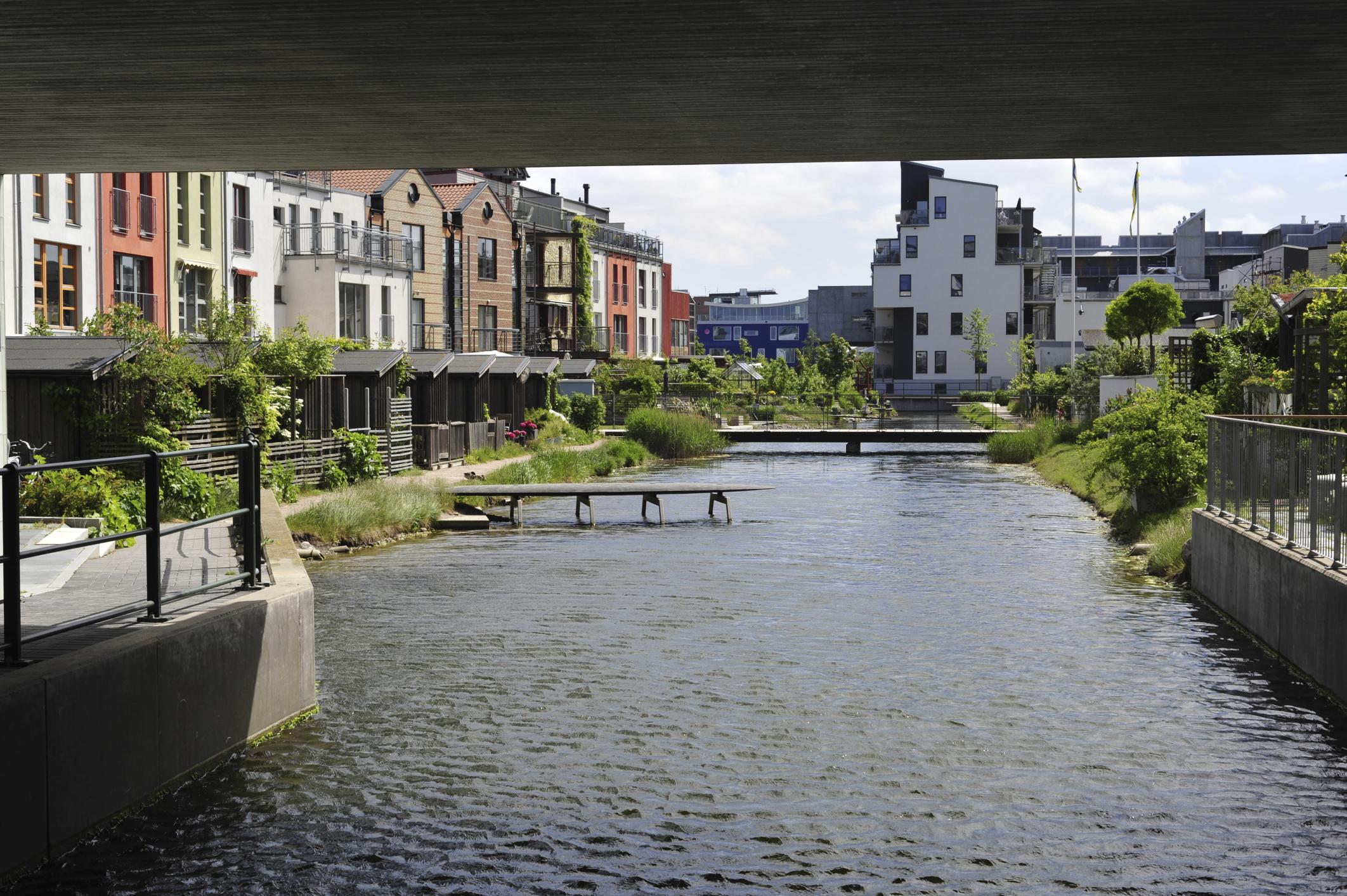 Malmo: Il quartiere Vastra Hamnen è sostenuto al 100% da energie rinnovabili
