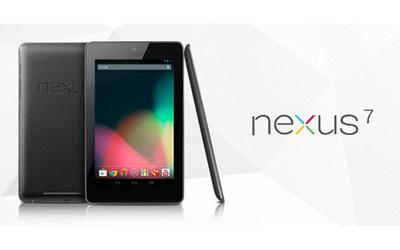 Nexus7, il tablet di casa Google