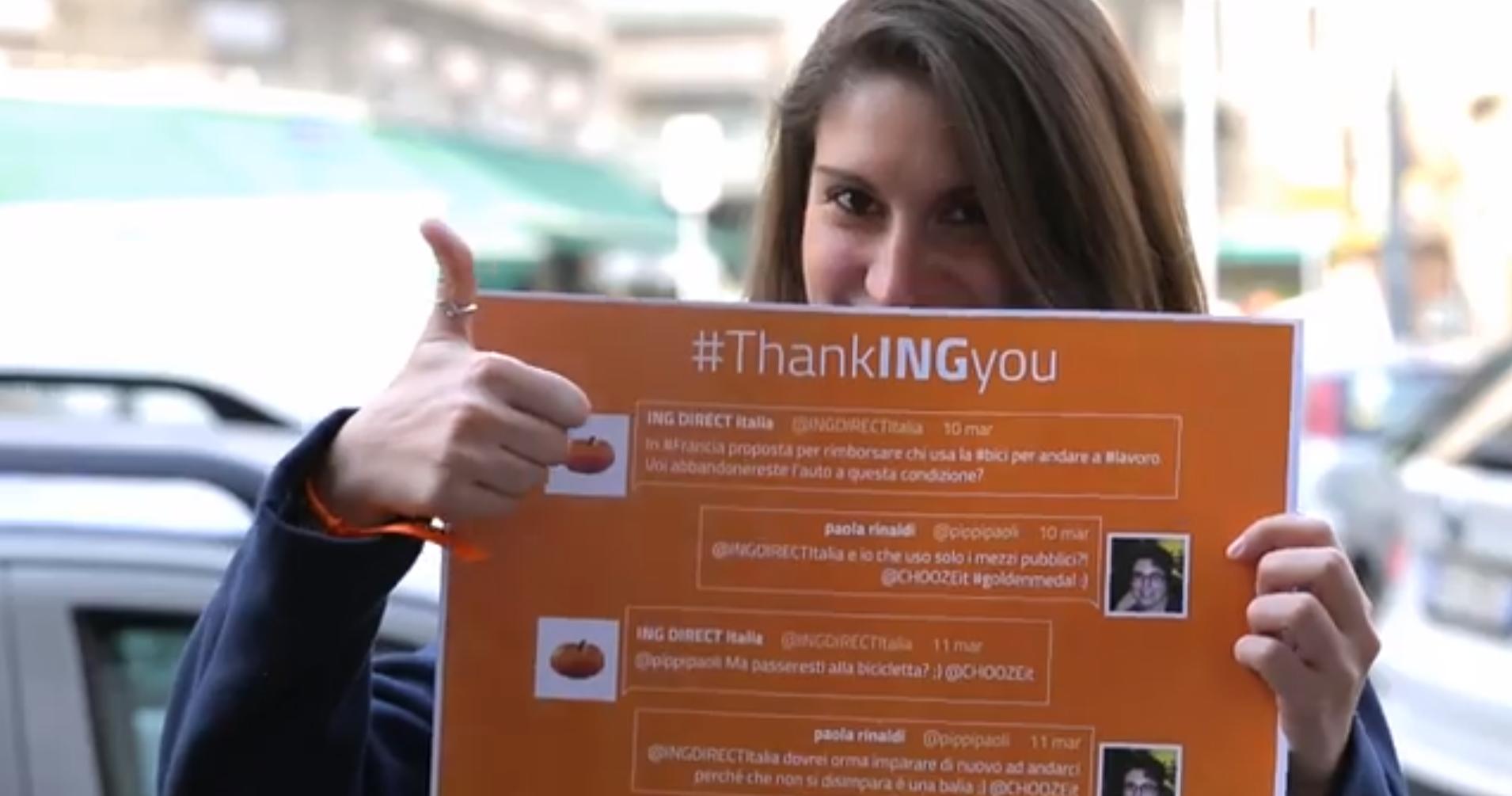 #ThankINGyou