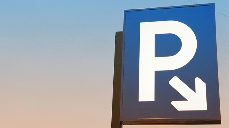 L'arte di trovare parcheggio