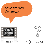 Love stories da Oscar