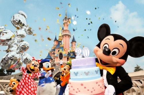 Tanti auguri Disneyland!
