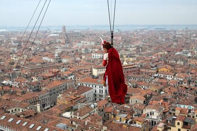 Carnevale, su e giù per l'Italia delle tradizioni