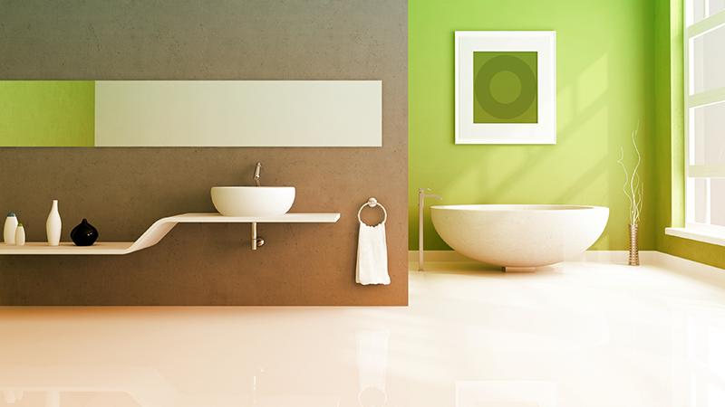 Guida al bagno eco-friendly