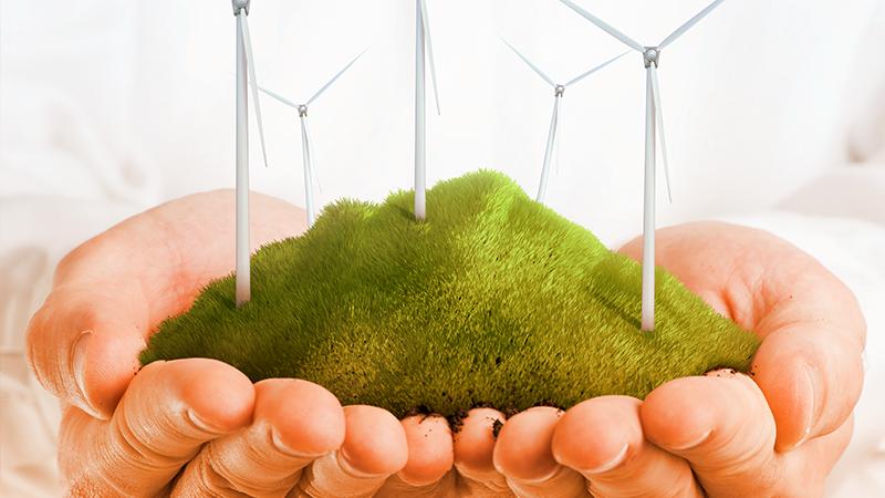 Energia eolica in formato domestico