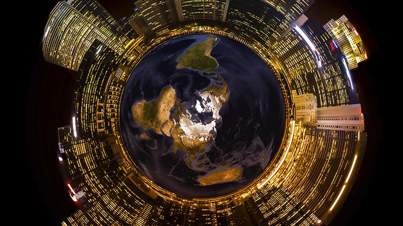 Un'ora al buio per salvare la Terra