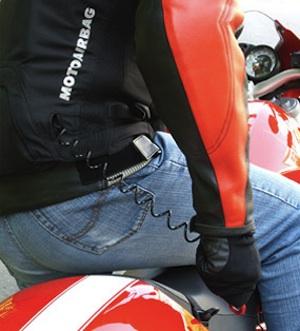 Sicurezza in moto: l'airbag che salva la vita