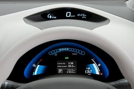 Nissan Leaf: 100% elettrica, 100% ecologica