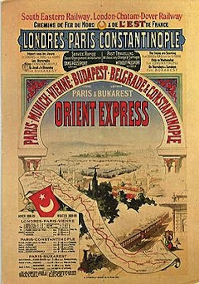 Se il viaggio è già vacanza… dalla Transiberiana all'Orient Express