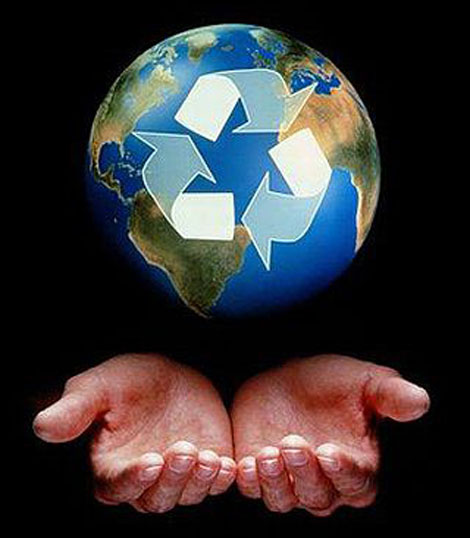 Io faccio la differenziata e aiuto il pianeta