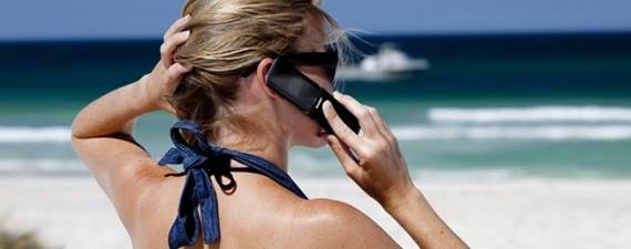 Se telefonando… in vacanza