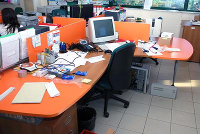 L'ufficio hi-tech… di domani