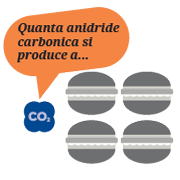 Quanta anidride carbonica si produce a…