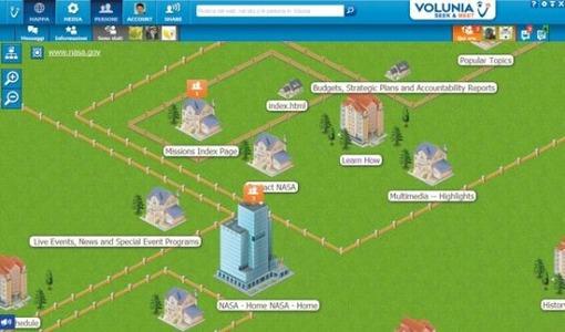 Volunia: motore di ricerca e social network in un colpo solo