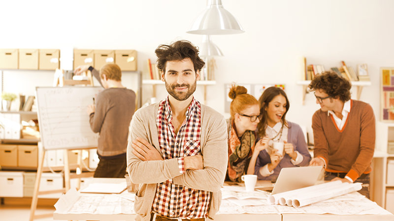 Coworking, per un lavoro sempre più smart