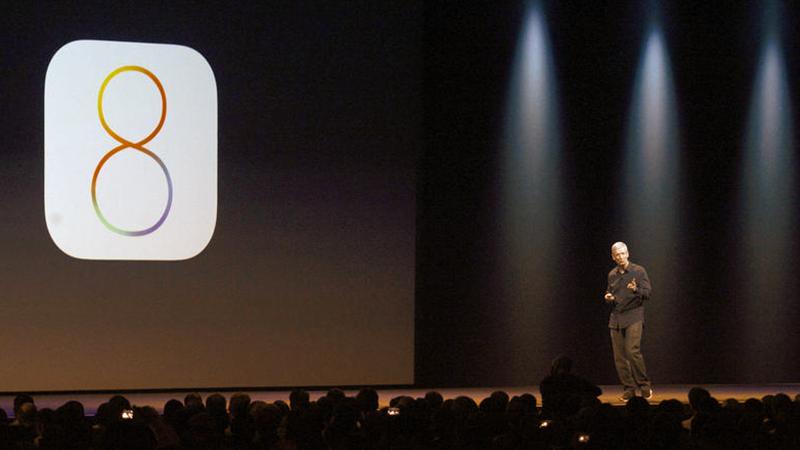 iOS 8, le novità presentate da Apple