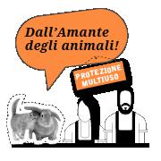 Dall'Amante degli animali!