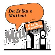 Da Erika e Matteo!