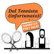 Dal Tennista (infortunato)!