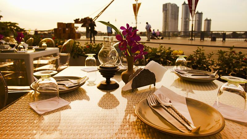 Come scegli il ristorante?