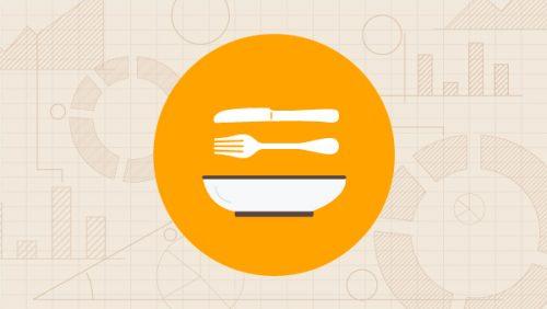Infografica: consigli per un'alimentazione equilibrata