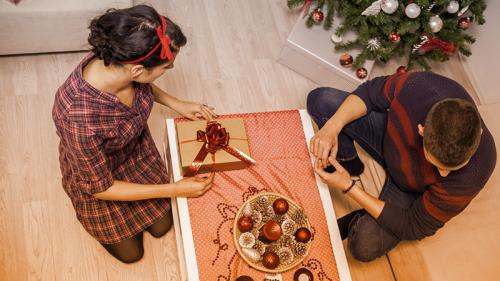 Risparmiare anche a Natale si può