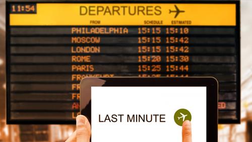 Viaggi last minute, regole e diritti del viaggiatore