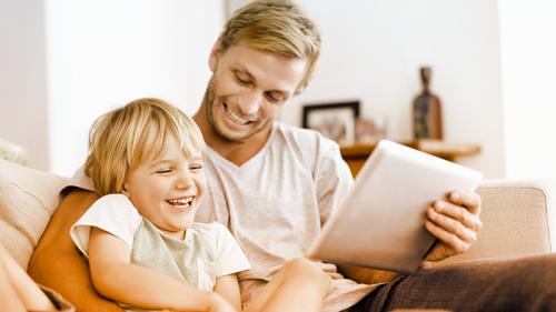 10 consigli per proteggere il tablet dei bambini