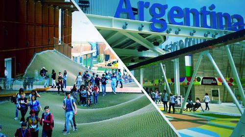 Expo, visita a Brasile e Argentina