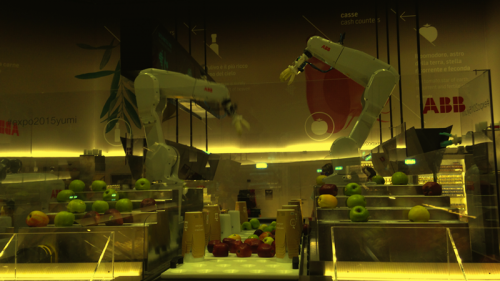 Expo, come sarà il supermercato del futuro?