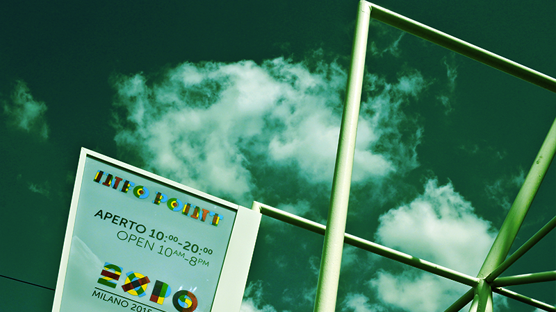 Quale tra questi cluster di Expo vorreste visitare?