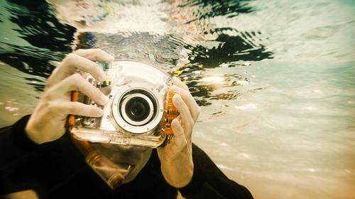 Come scegliere la fotocamera subacquea per il mare