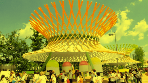 Expo per bambini al Children Park