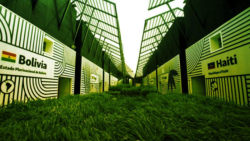 I Clusters, la novità assoluta di Expo Milano 2015