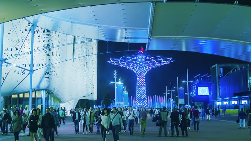 Quale tra queste Organizzazioni Internazionali vorreste visitare a Expo 2015?
